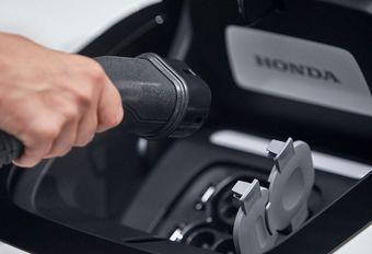 Honda : une 2e électrique inédite #1