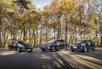 Renault, Citroën en Kia winnaars VAB-Gezinswagen van het Jaar 2020 #1