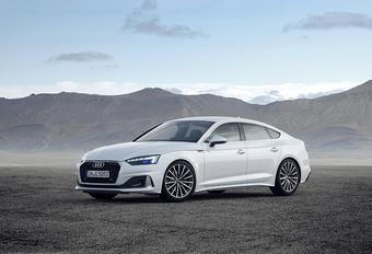 Audi A4 & A5 facelift : en mode CNG avec les G-tron  #1