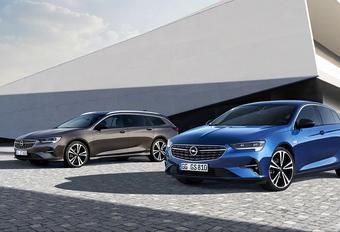 Facelift voor de Opel Insignia en Insignia Sports Tourer #1