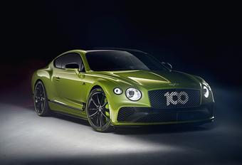 Bentley Continental GT: nu ook als Pikes Peak #1