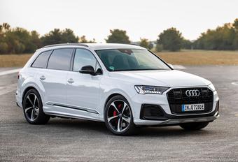 Audi Q7 : l'hybride rechargeable à 64 gr CO2 #1