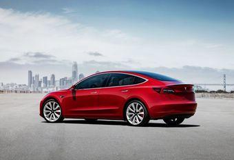 Tesla krijgt subsidies in China #1