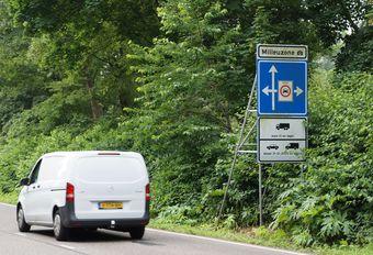 Rotterdam renonce à interdire les vieux Diesel #1