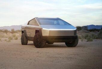 Tesla Cybertruck : non autorisé en Europe ? #1