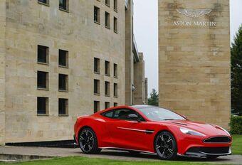 Aston Martin: er zijn gesprekken #1