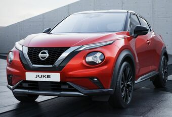 Nissan-SUV's: hybride in plaats van diesel #1
