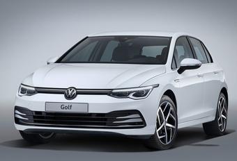 VW Golf: de Belgische catalogusprijzen #1