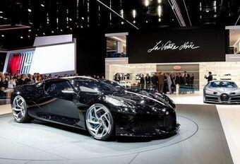 Bugatti presenteert nieuw model in Genève #1
