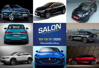 Alle internationale premières op het Autosalon van Brussel 2020 #1