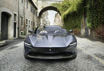 Ferrari Roma: extra informatie over de 2+2-GT #1