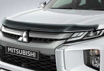 Salon auto 2020: Mitsibishi (Palais 6) #1