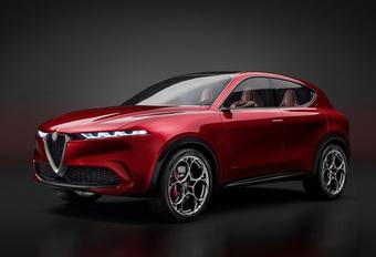 10 sterren voor 2020: Alfa Romeo Tonale #1