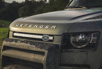 Salon auto 2020: Land Rover (Palais 6) #1