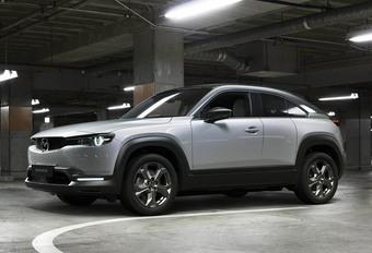 10 sterren voor 2020: Mazda MX-30 #1
