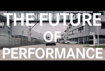 Is dit de hybride Mercedes-AMG GT 73? #1