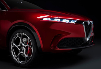 Alfa Romeo op het Autosalon van Brussel 2020: overzicht nieuwigheden #1