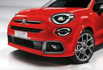 Autosalon Brussel 2020: Fiat (paleis 7) #1