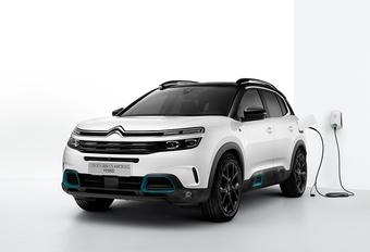 Autosalon Brussel 2020: wereldpremière Citroën C5 Hybrid #1