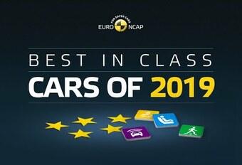 VIDÉO - EuroNCAP : les meilleures de 2019 #1