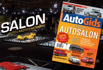 Video - AutoGids op het Autosalon van Brussel 2020! #1