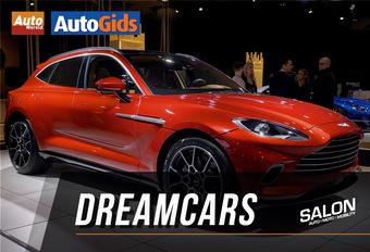 Video - Autosalon Brussel 2020: Dream Cars #1
