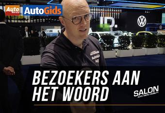 Video - Autosalon Brussel 2020: Bezoekers aan het woord! #1