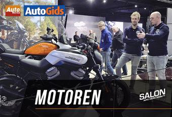 Video - Autosalon Brussel 2020: De moto's #1