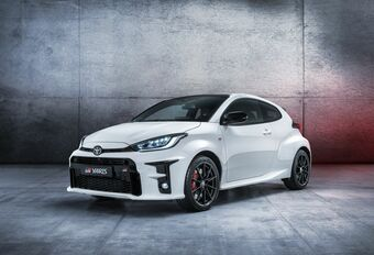 Toyota GR Yaris : enfin dévoilée #1