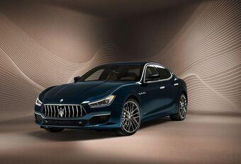 Maserati: elektrisch en hybride in 2020 #1