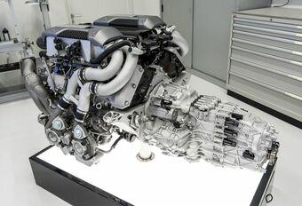 Bugatti : le W16 restera au programme #1