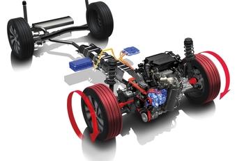 Suzuki mild-hybrid 48 V: de specificaties #1