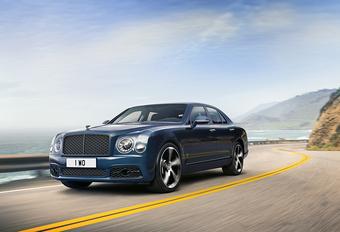 Bentley Mulsanne : op pensioen als 6.75 Edition by Mulliner #1
