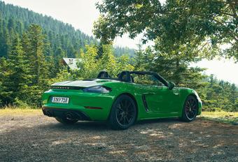 Porsche 718 Boxster en Cayman als GTS 4.0 met zescilinder - update: prijs! #1