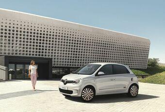 Renault Twingo : elle va mettre la prise #1