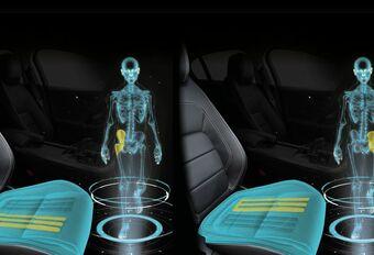 Jaguar Land Rover invente le siège qui fait marcher #1