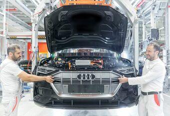 Mise à jour - Audi Forest doit réduire sa production #1