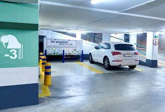Parkings à l'air purifié #1