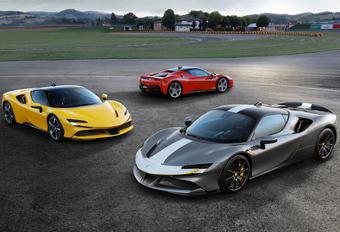 Ferrari blijft het sterkste merk ter wereld #1