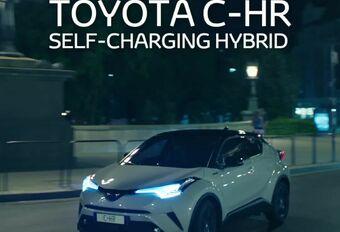 Lexus épinglée pour ses pubs d'hybrides en Norvège #1