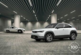 Mazda is 100: de geschiedenis #1