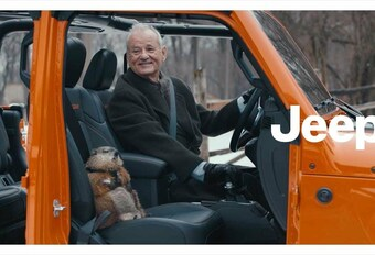 Jeep: Groundhog Day in de Superbowl #1