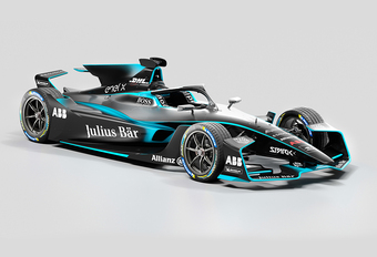 Formule E: nieuwe Gen2 EVO getoond, Chinese piloot in quarantaine #1