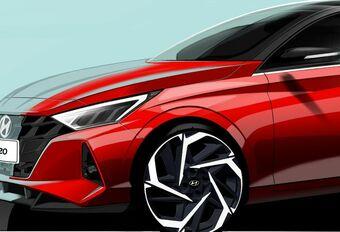 Hyundai i20: nieuwe generatie debuteert begin maart #1