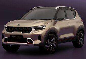 Kia Sonet : encore un SUV indien #1