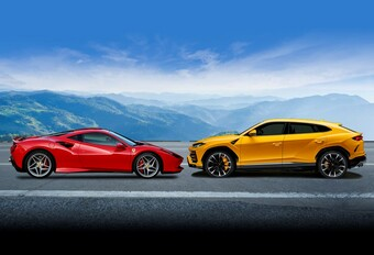 Ventes record pour Ferrari et Lamborghini #1