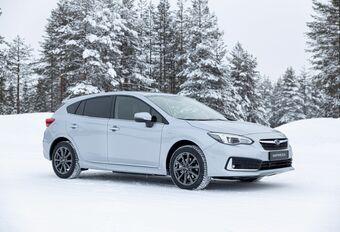 Subaru Impreza nu ook als hybride e-Boxer #1