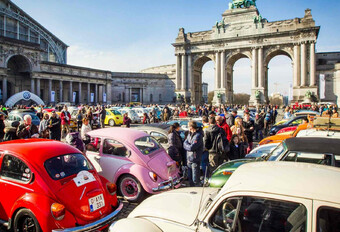 Love Bugs Parade: kevers spotten op zondag 16 februari #1