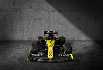 F1 2020: Renault toont eindelijk definitieve kleuren #1