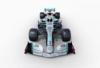 F1 2020: Mercedes W11 moet Lewis Hamilton zevende titel geven #1